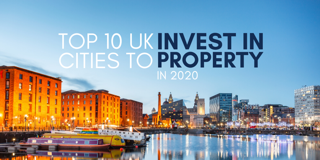 Infographic: Top 10 Cities to Invest in Property in 2020