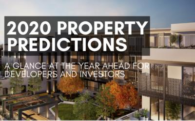 Infographic: 2020 Property & Development Predictions