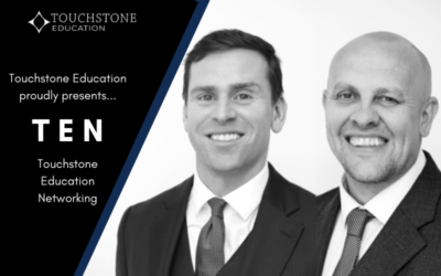 Ramsay & White announced as keynote speakers at Touchstone Education TEN event